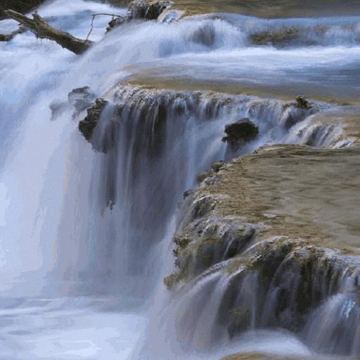 Nature Waterfall LWP