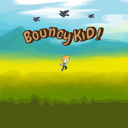 Bouncy Kid 2D