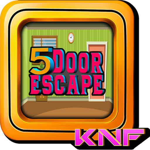 Can You Escape From 5 Door