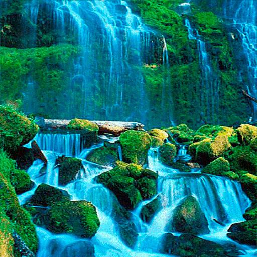 Green Mountain Waterfall LWP