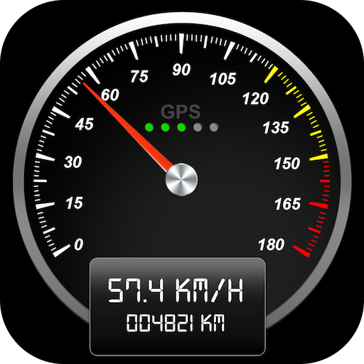 Speedometer HD (GPS Speed Tracker)