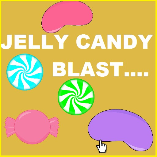 Jelly Candy Blast