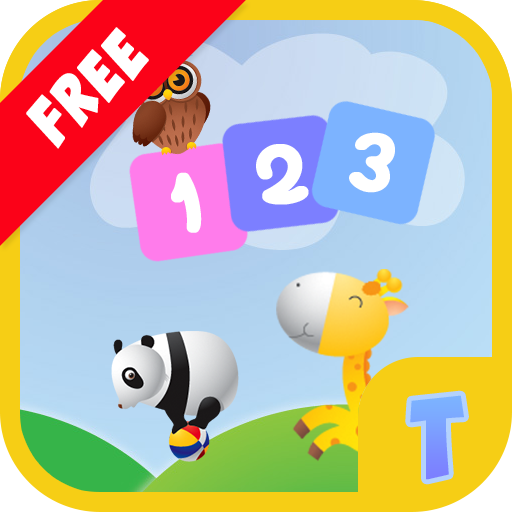 Learn to count free 123 kids
