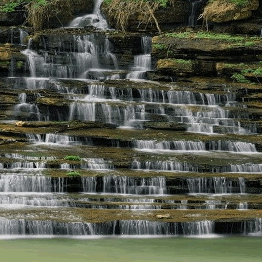 Lovely Waterfall LWP