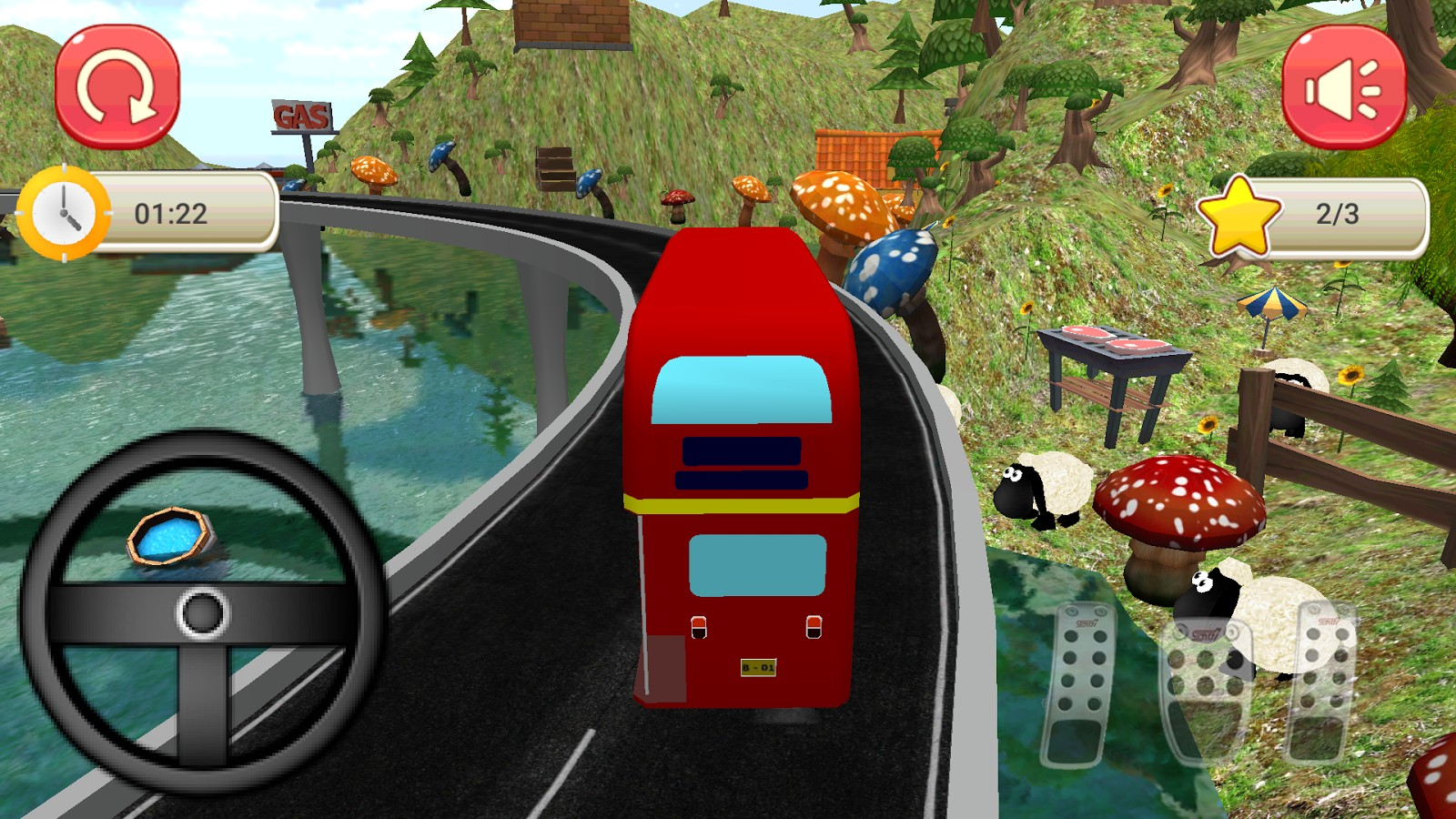 Bus Simulator Racing