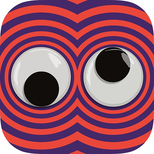 Ibbleobble Googly Eye Stickers for iMessage
