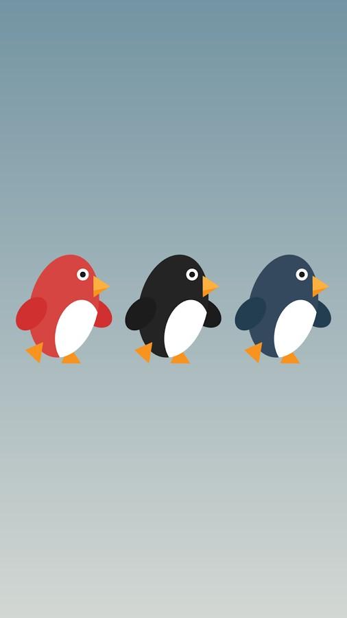 Penguin Run Saga, Cartoon