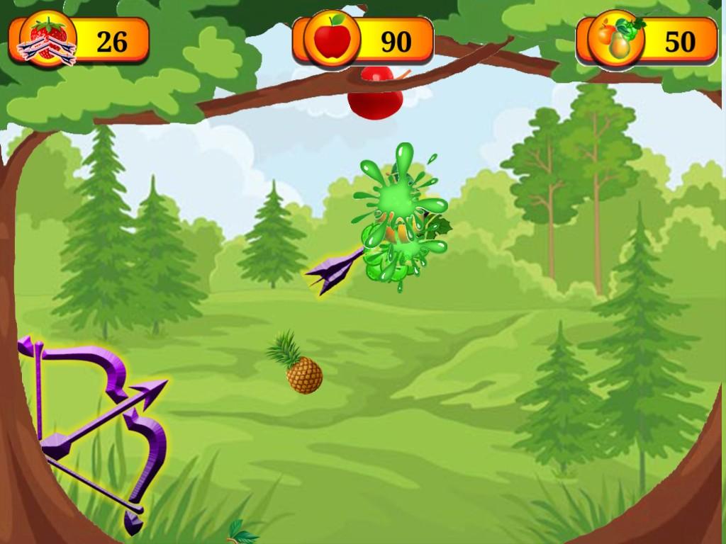 Fruit shooter games - A1 Fruit Shooter