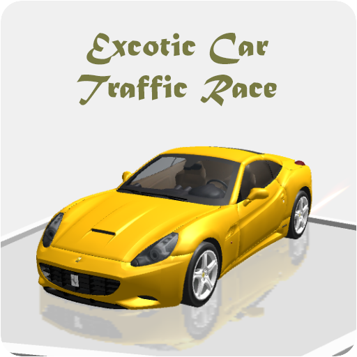 Exotic Car Traffic Race