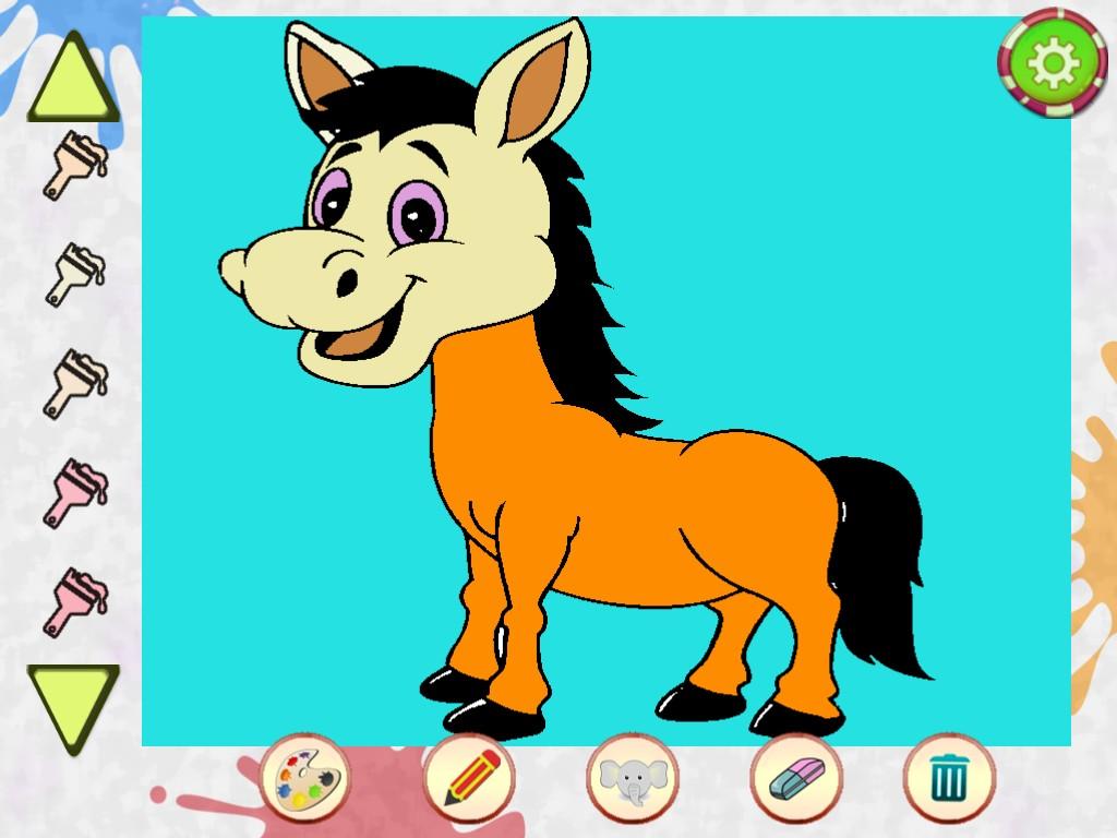 Kids animal drawings - Animal drawwing kids ...