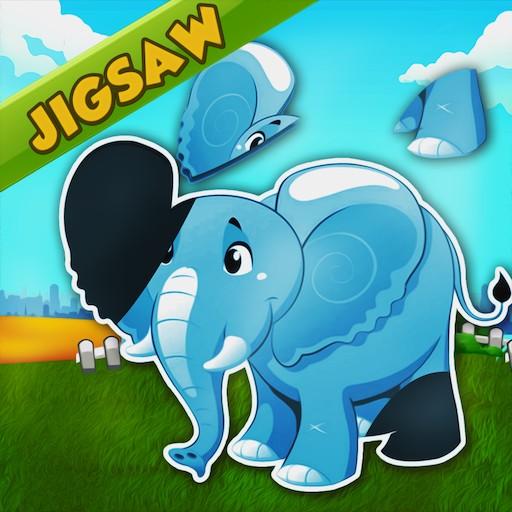Kids Animal Jigsaw
