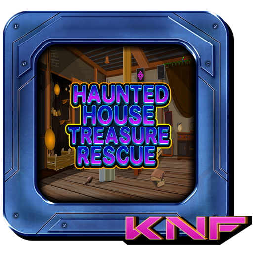 Rescue Treasure Haunted House