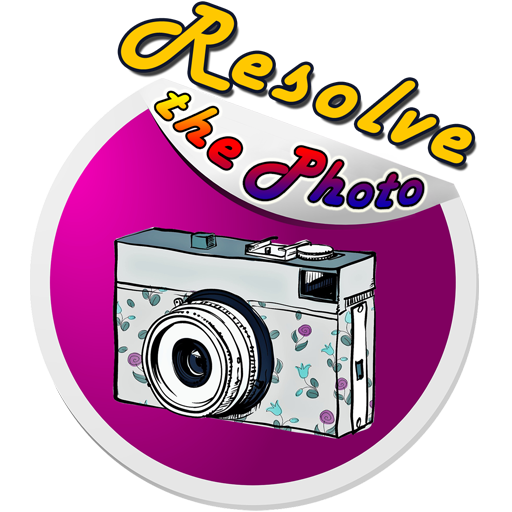 Resolve The Photo - Quiz
