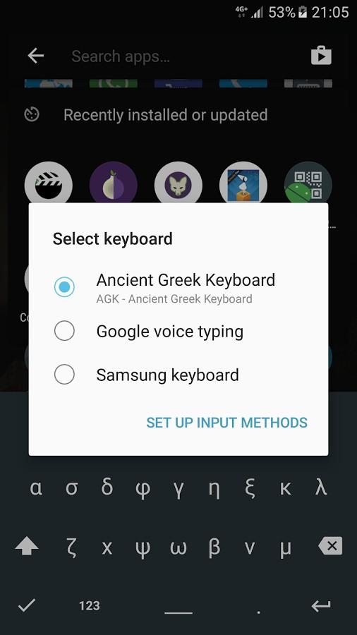 Greek Alphabet - Free downloads and reviews - CNET ...
