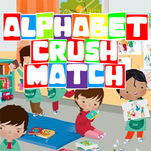 Alphabet crush match
