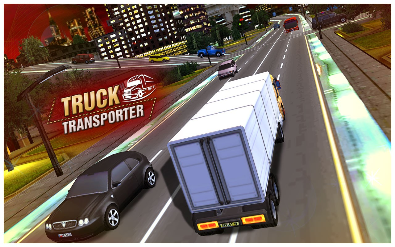 euro truck simulator 3d. Black Bedroom Furniture Sets. Home Design Ideas
