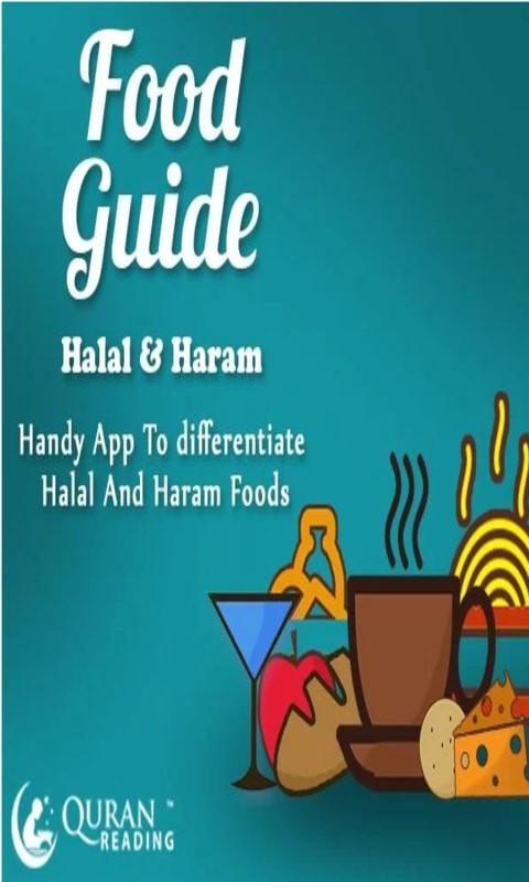 Haram Food List Usa