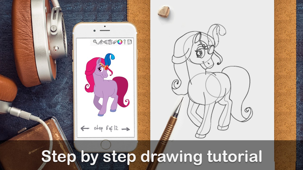 do you want to learn how to draw amazing art