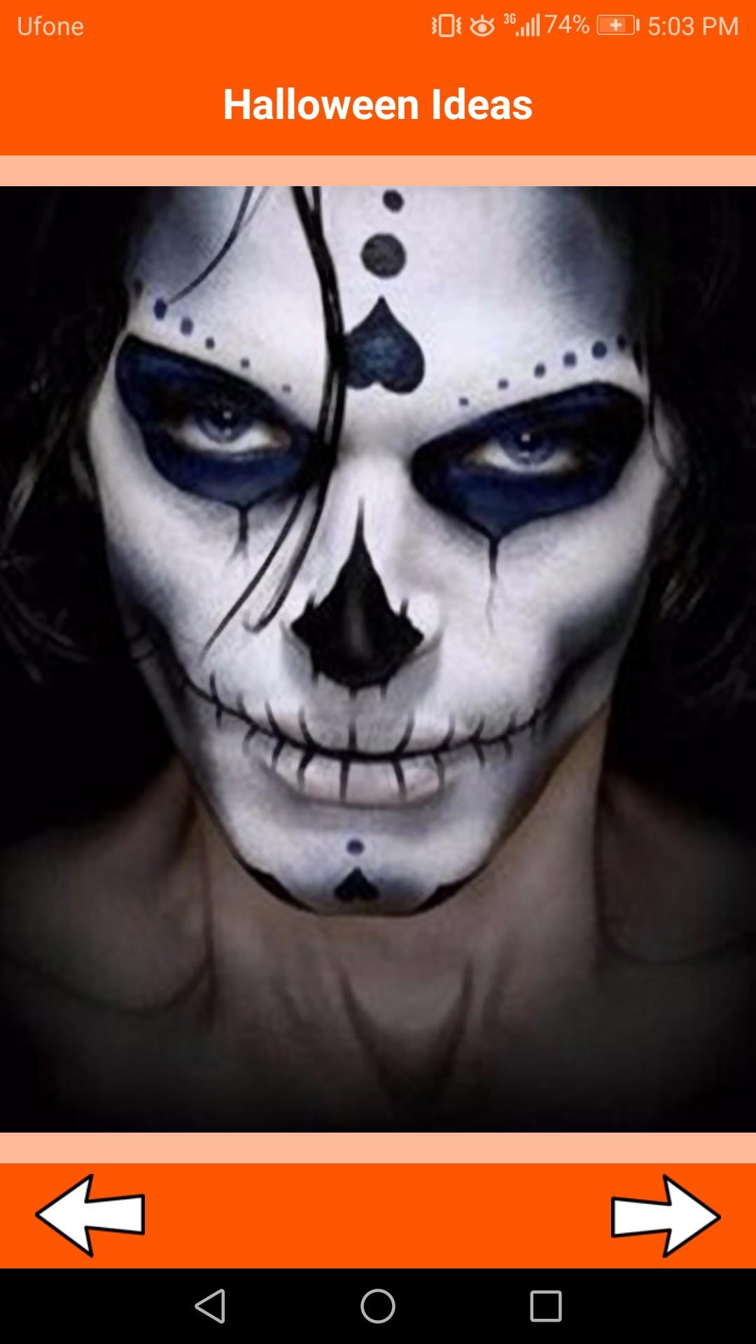 Halloween Make Up Men.Halloween Men Face Makeup Ideas 2017 Joker Clown