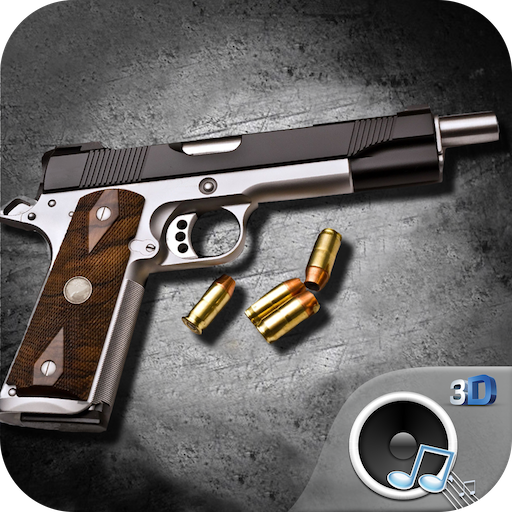real gunshot sounds guns app