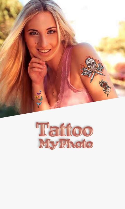 tattoo my photo editor