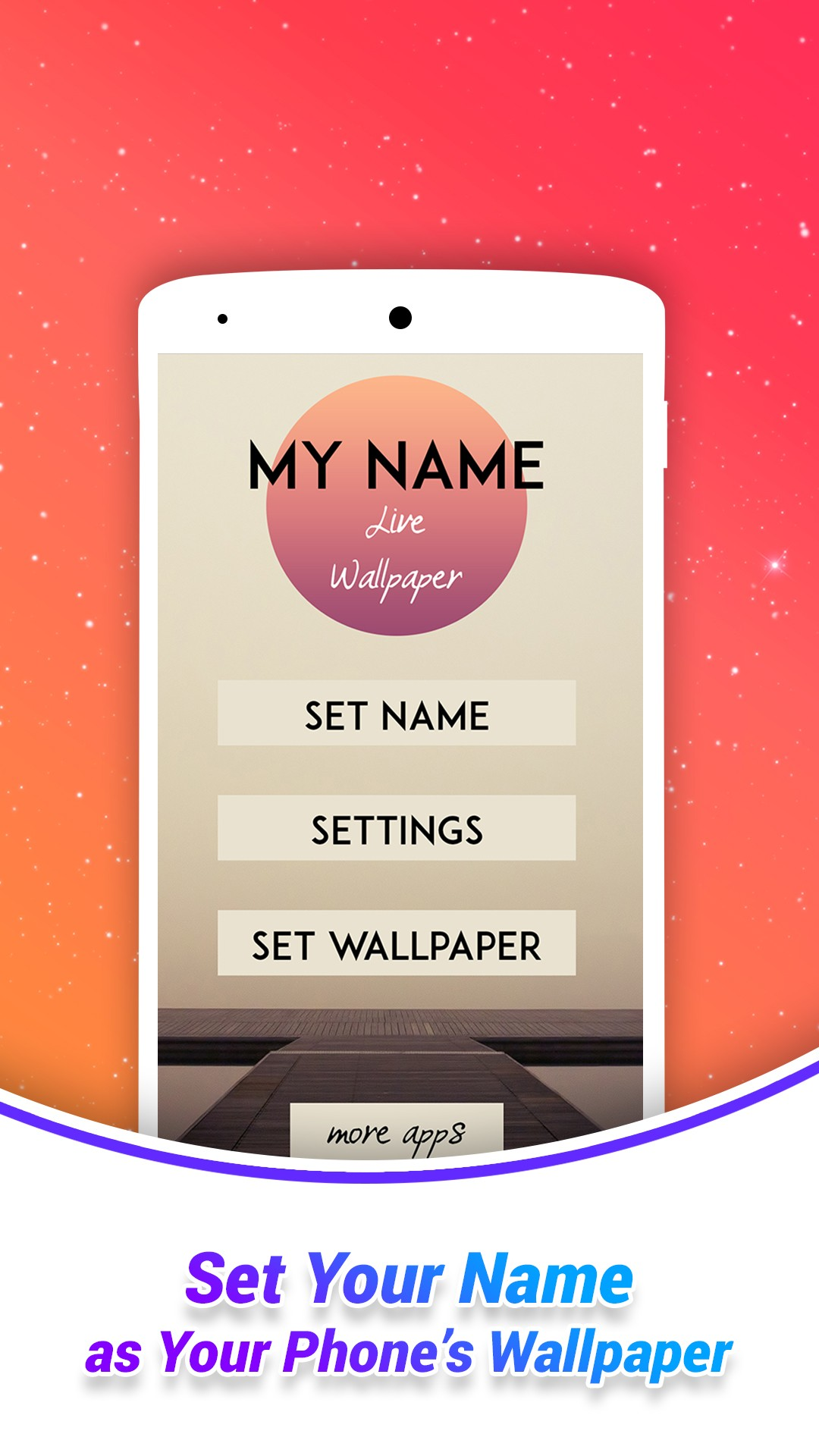 TAGS Wallpaper Live My Name
