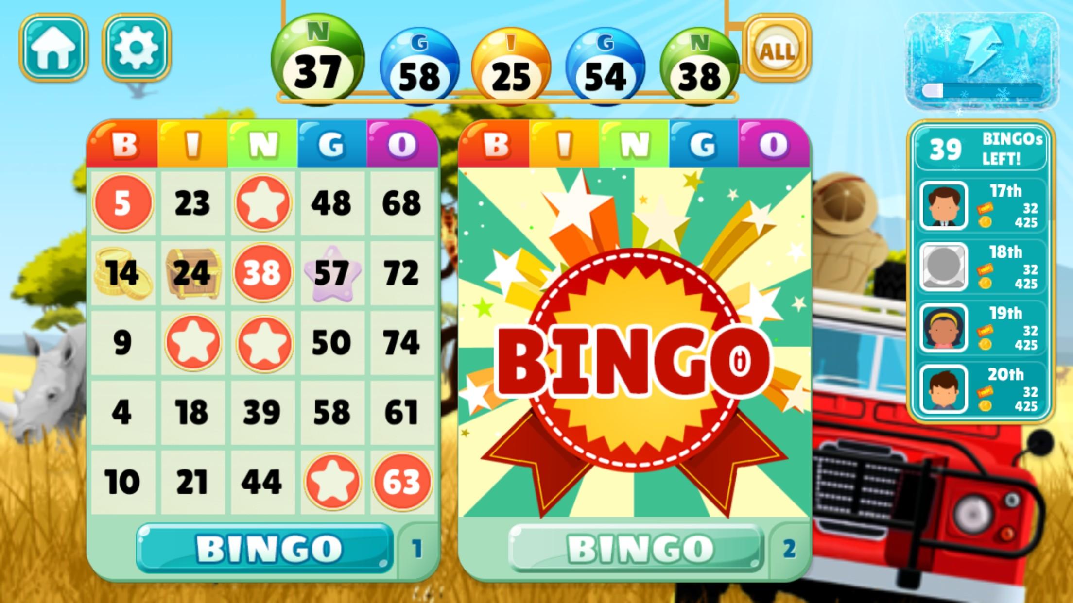 Online Games Bingo
