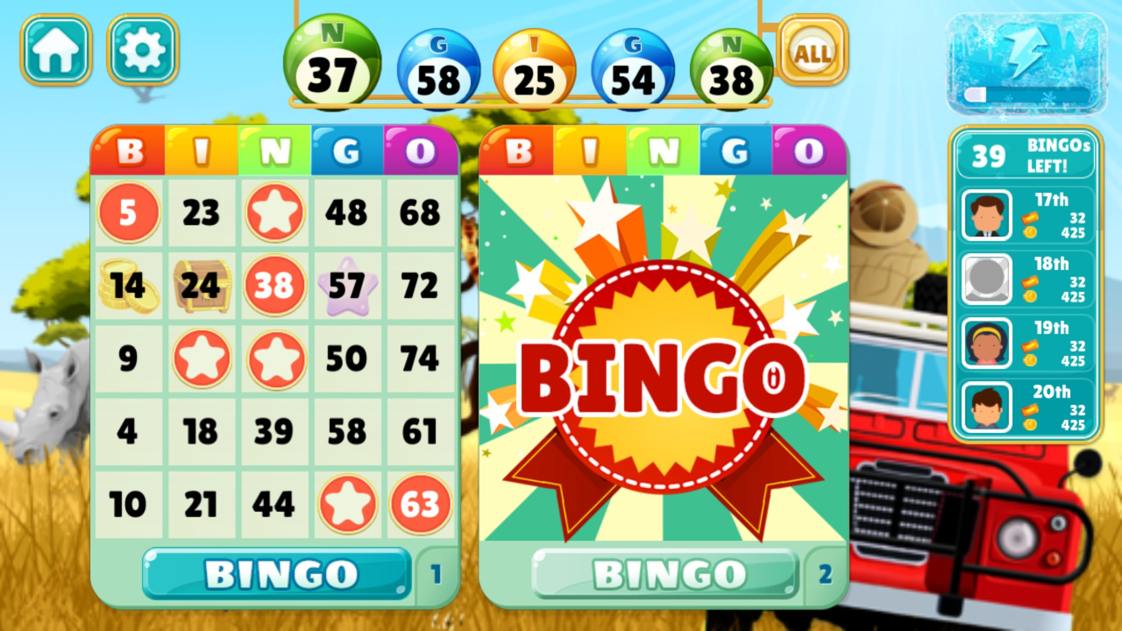 Playing Online Bingo