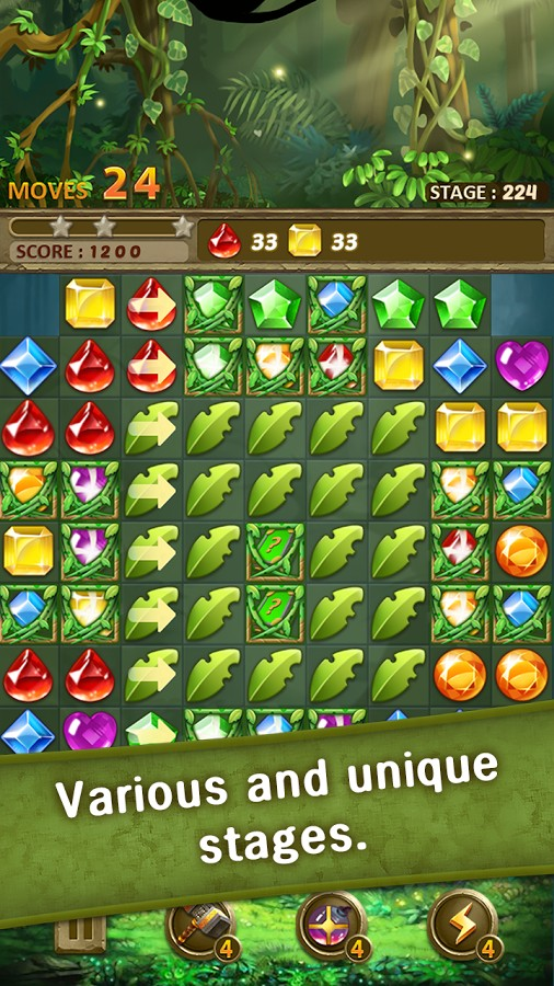 Jungle Jewels Free