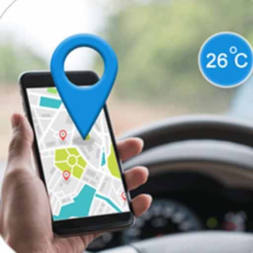 GPS Route Finder Maps Drive Directions Map Traffic on