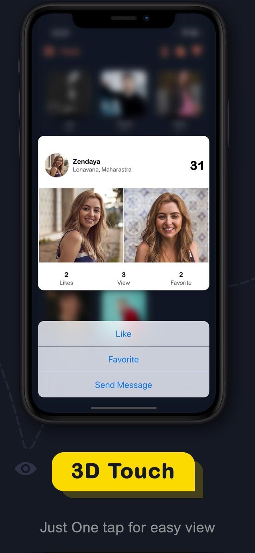 Mature Adult Hookup Dating App